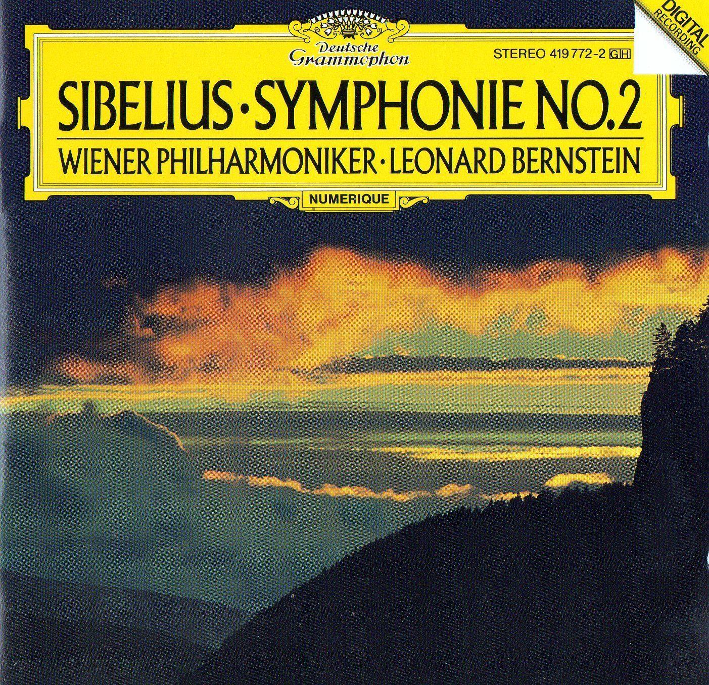 Vienna Philharmonic / Leonard Bernstein // DGG 419 7722 - Recorded 1987