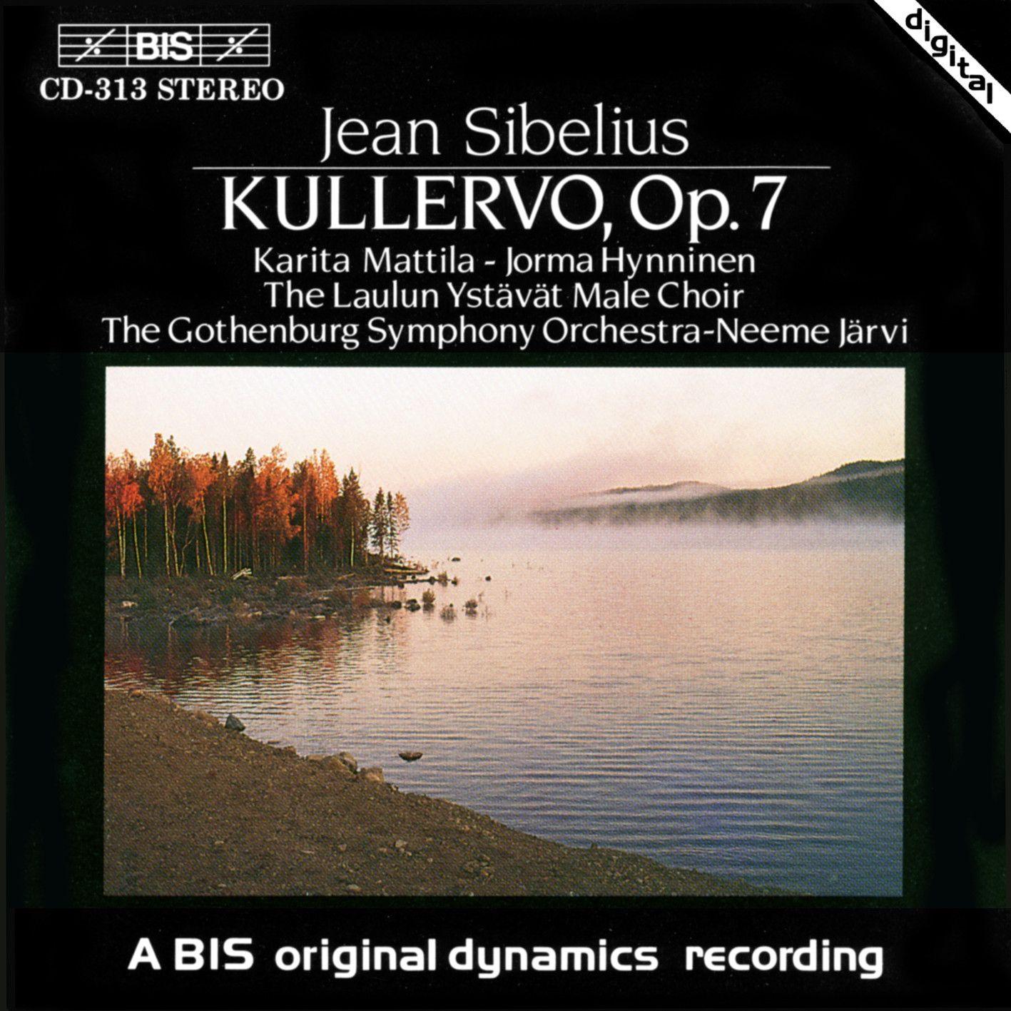 Lilli Paasikivi, Raimo Laukka, Helsinki University Male Voice Choir; Lahti Symphony Orchestra / Osmo Vänskä // BIS CD-1215 - Recorded 1997
