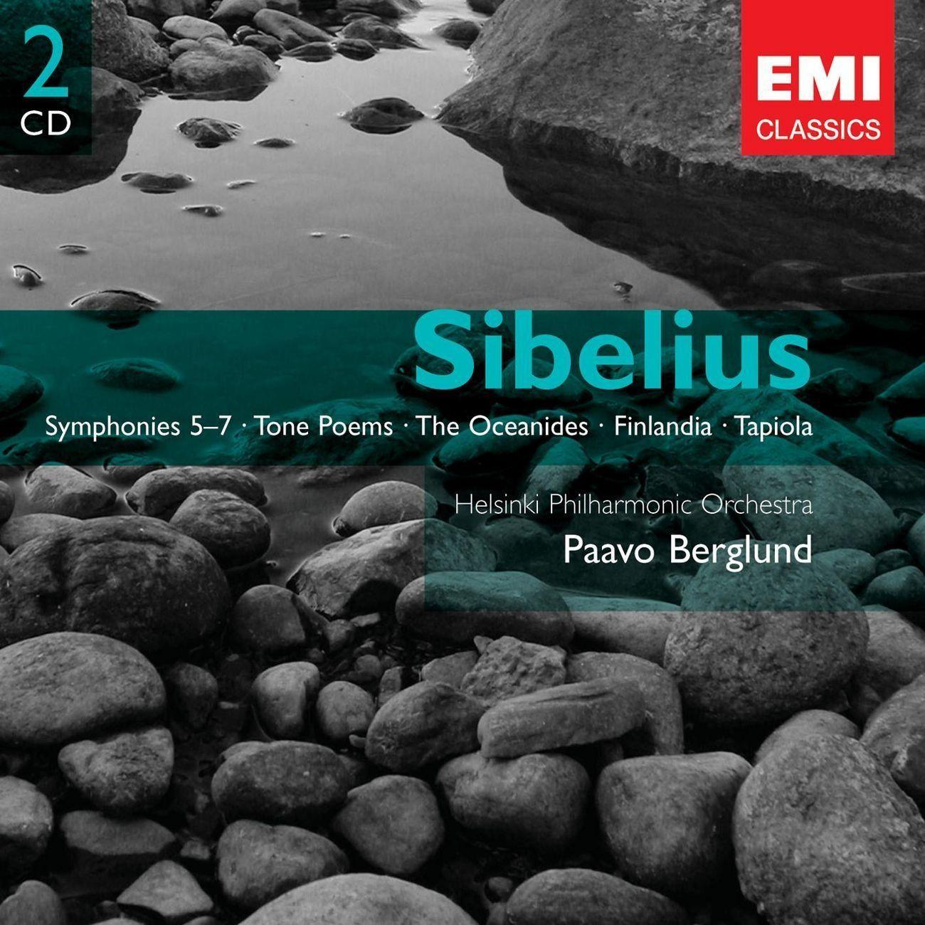 Helsinki Philharmonic Orchestra / Paavo Berglund // EMI Classics 4769512 - Recorded 1986