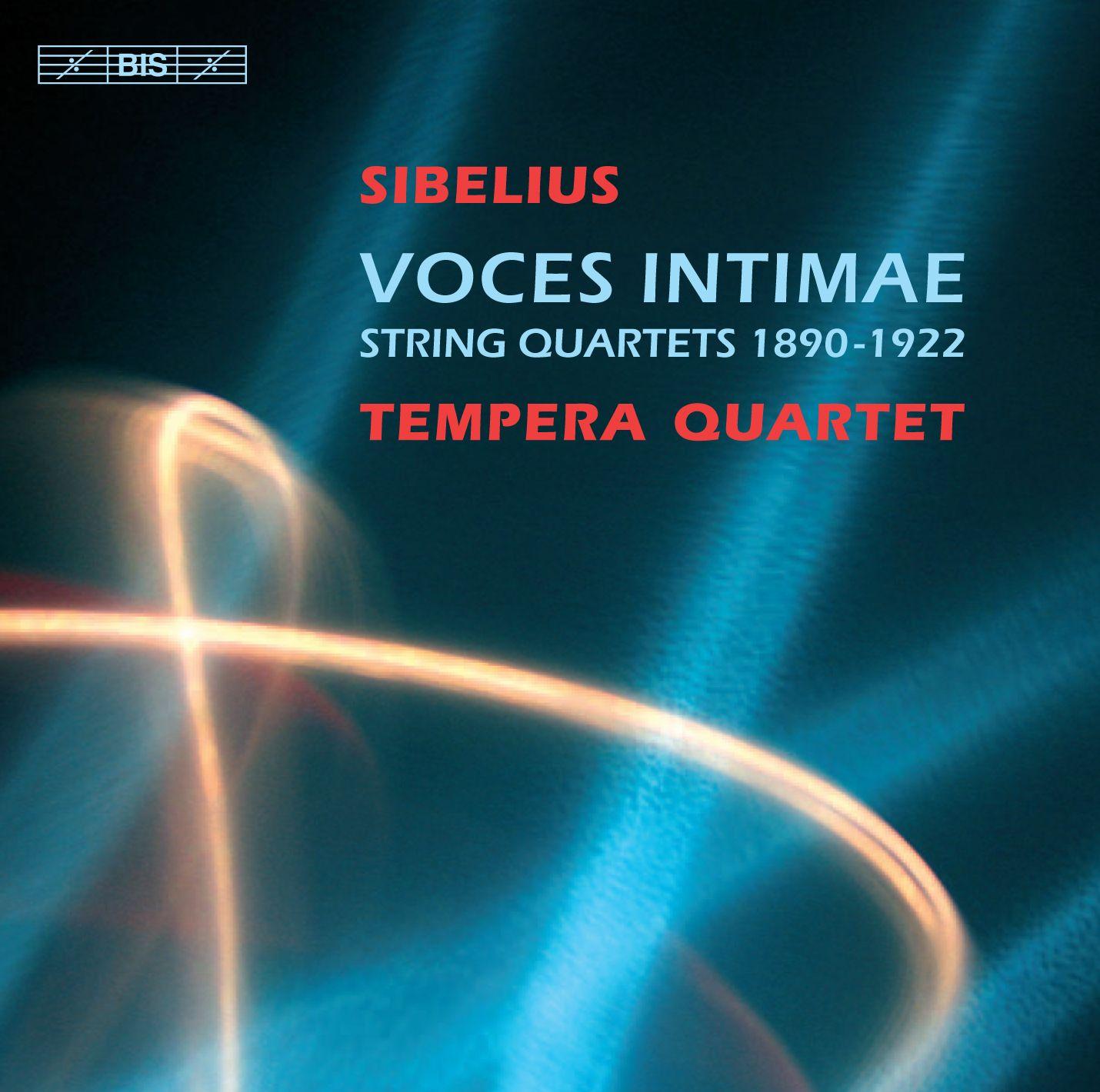 Tempera Quartet // BIS BIS-CD-1466 - Recorded 2004