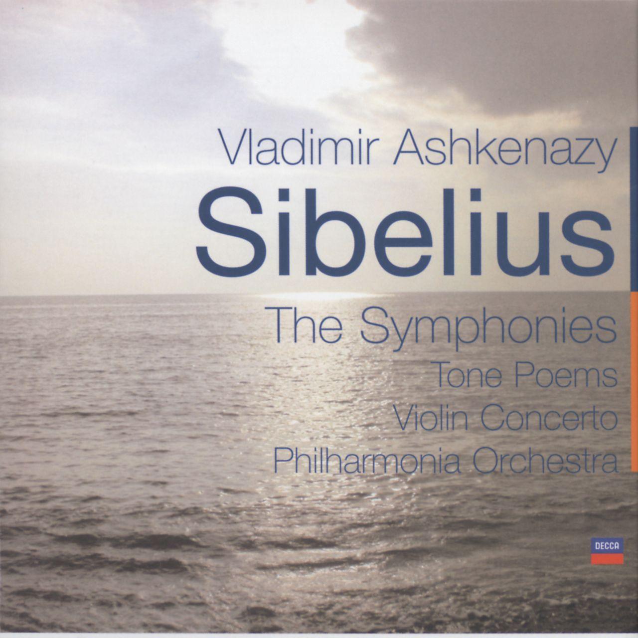 Philharmonia Orchestra / Vladimir Ashkenazy // Decca 473 5902 - Recorded 1982