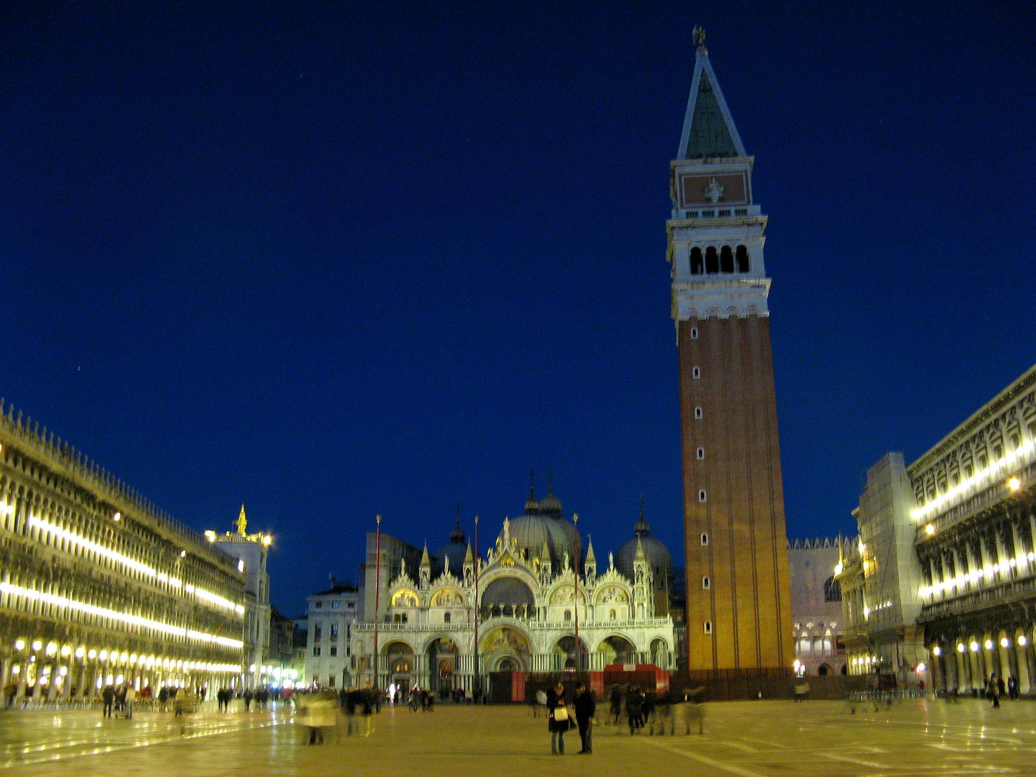 威尼斯聖馬可廣場