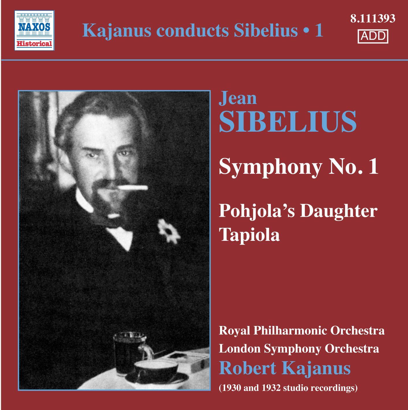London Symphony Orchestra / Robert Kajanus // Naxos 8.111393 - Recorded 1932